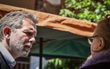 Ο Παύλος Γερουλάνος απέκλεισε από το ψηφοδέλτιό του τη Χριστίνα Βασιλείου