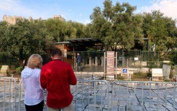 Άνοιξε ο αρχαιολογικός χώρος της Ακρόπολης