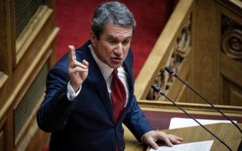Λοβέρδος στη Βουλή: Πρώτος εγώ ψηφίζω την άρση ασυλίας μου
