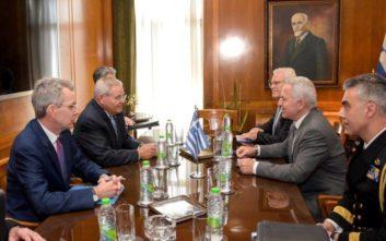 Το νομοσχέδιο των Δημοκρατικών γερουσιαστών για τα ελληνοτουρκικά