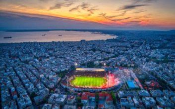 ΠΑΟΚ: Προεγκρίθηκε το Ειδικό Χωρικό Σχέδιο για το νέο γήπεδο της Τούμπας