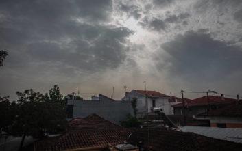 Ο καιρός σήμερα