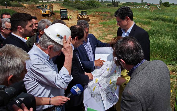 Σπίρτζης: Είμαι περήφανος ότι καταφέραμε το Πάτρα-Πύργος να είναι αυτοκινητόδρομος