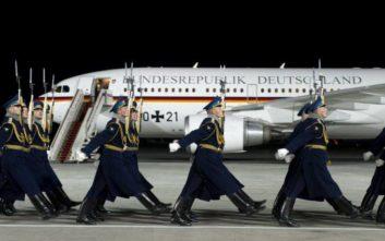 Πρόβλημα και πάλι σε κυβερνητικό αεροσκάφος της Γερμανίας