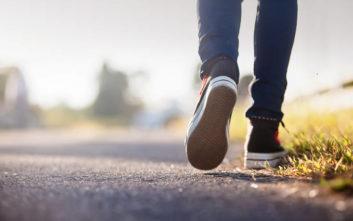 Τόσο θα περπατήσετε στη ζωή σας