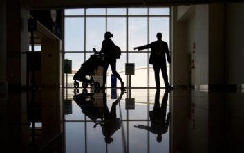 Αεροπορικές εταιρείες καθήλωσαν τα αεροπλάνα τους στις ΗΠΑ