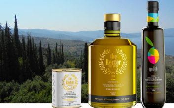Παρθένο ελαιόλαδο για gourmet καταναλωτές από το Πανεπιστήμιο Θεσσαλίας