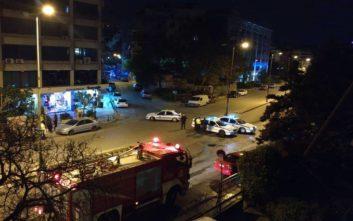 Κινητοποίηση της ΕΛ.ΑΣ. στην οδό Μιχαλακοπούλου