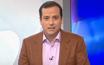 Παρουσιαστής της ΕΡΤ ανακοίνωσε στον αέρα το τέλος της εκπομπής του