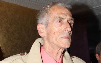 Έφυγε από τη ζωή ο ηθοποιός Τάκης Μόσχος