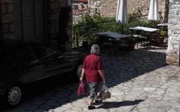Μείωση των δαπανών για συντάξεις στην Ελλάδα βλέπει η ΕΚΤ, αλλά με έναν αστερίσκο