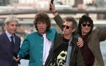 Οι Rolling Stones ξετρέλαναν τους οπαδούς τους με νέο τραγούδι εν μέσω κορονοϊου