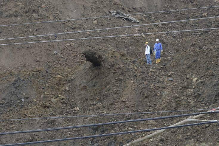 Κολομβία: Φονική κατολίσθηση με 17 νεκρούς