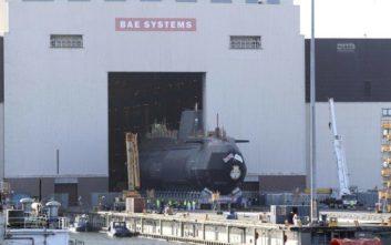 Εκκένωση ναυπηγείου στην Αγγλία μετά από απειλή για βόμβα