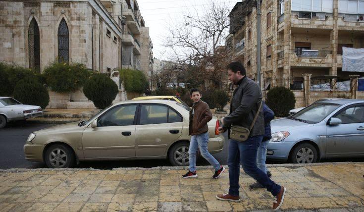 Πολύ λίγοι Σύροι δέχονται τη βοήθεια της Γερμανίας για να επιστρέψουν στα σπίτια τους