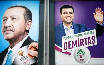 Ντεμιρτάς για εκλογές στην Τουρκία: Οδυνηρή ήττα για Ερντογάν