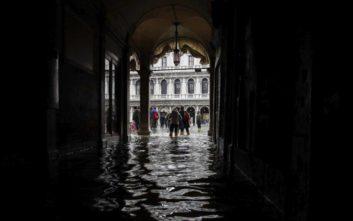 Το ύψος των υδάτων της Μεσογείου ενδέχεται να ανέβει κατά 20 εκατ. το 2050