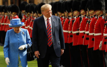 Επίσημη επίσκεψη στη Βρετανία ετοιμάζει ο Ντόναλντ Τραμπ