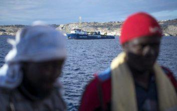 Η Γαλλία θέλει να βάλει τέλος στην «ομηρία» 20 προσφύγων και μεταναστών στη Μάλτα
