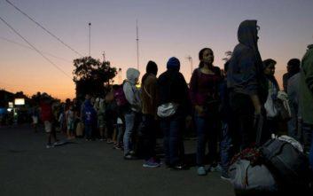Νέο καραβάνι μεταναστών ετοιμάζεται να αναχωρήσει από Ονδούρα για τις ΗΠΑ