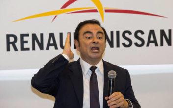 Ακόμη μια σύλληψη για τον πρώην επικεφαλής της Nissan