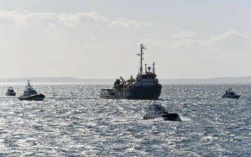Βρέθηκε κλεμμένο σκάφος με ελληνική σημαία στις ιταλικές ακτές