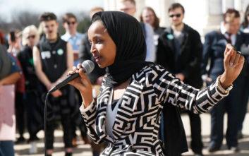 Μουσουλμάνα βουλευτής καταγγέλλει αύξηση των απειλών κατά της ζωής της μετά από ανάρτηση του Τραμπ
