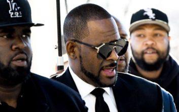 Πλήρωσαν 100 δολάρια για να ακούσουν τον R. Kelly να τραγουδά 28 δευτερόλεπτα