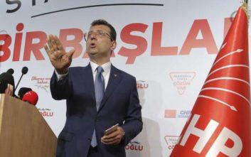 Θρίλερ με τον νικητή των εκλογών στην Κωνσταντινούπολη