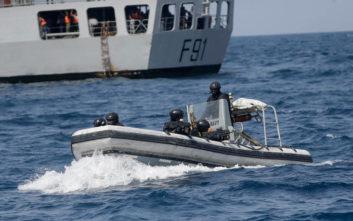 Τρεις Έλληνες συνελήφθησαν για πειρατεία στη Νιγηρία