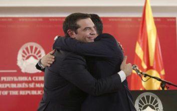 Η επίσκεψη Τσίπρα στα Σκόπια και τα εμπόδια που βάζει στη σχέση με τον Ζάεφ ο πρόεδρος Ιβάνοφ