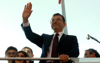 Διατηρεί το προβάδισμα ο Ιμάμογλου στην Κωνσταντινούπολη