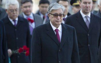 Πρόωρες εκλογές στο Καζακστάν στις 9 Ιουνίου