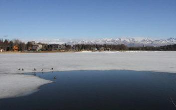 Το επικίνδυνο φαινόμενο στην Αλάσκα που έχει τη σφραγίδα της κλιματικής αλλαγής