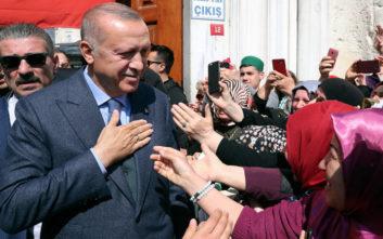 Ο Ερντογάν λέει πως η Δυτική Όχθη ανήκει στους Παλαιστινίους