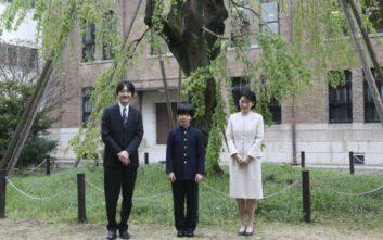 Μαχαίρια βρέθηκαν πάνω στο θρανίο του 12χρονου πρίγκιπα της Ιαπωνίας