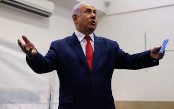 Νετανιάχου για συμφωνία Ισραήλ-ΗΑΕ: Αναβάλλουμε αλλά δεν αποποιούμαστε την προσάρτηση παλαιστινιακών εδαφών