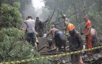Φονικές πλημμύρες και κατολισθήσεις σάρωσαν το Ρίο ντε Τζανέιρο