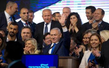 Νίκη στον Νετανιάχου δίνουν τα ΜΜΕ του Ισραήλ