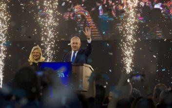 Οι κάλπες στο Ισραήλ βγάζουν πιθανότατα νικητή τον Νετανιάχου