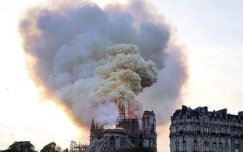 Παναγία των Παρισίων: Ο Σι Τζινπίνγκ εκφράζει τα συλλυπητήριά του στον Μακρόν