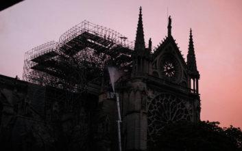 Αβέβαιο ακόμα αν είναι η σταθερή η δομή της Παναγίας των Παρισίων