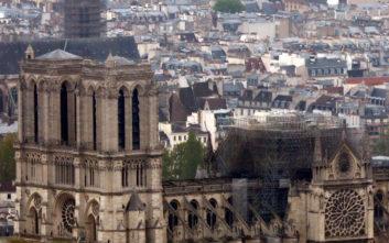 Παναγία των Παρισίων: Ποιες εταιρείες προσφέρουν δωρεές για την αποκατάσταση