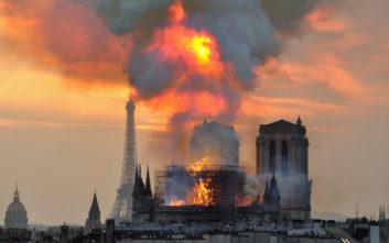 Παναγία των Παρισίων: Οι έρευνες για τα αίτια της φωτιάς και τα σενάρια συνωμοσίας