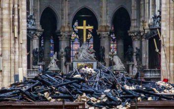 Παναγία των Παρισίων: Οι θησαυροί που χάθηκαν κι εκείνοι που σώθηκαν