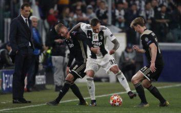 Η Eredivisie αναβάλει ολόκληρη αγωνιστική για να παίξει ξεκούραστος ο Άγιαξ με την Τότεναμ