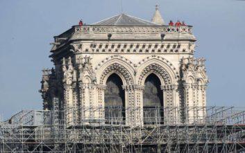 Παναγία των Παρισίων: Ο Πάπας ευγνωμονεί τους πυροσβέστες