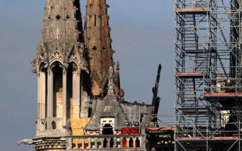 Η Notre Dame ζωντανεύει ξανά μέσα από μία εικονική συναυλία