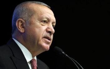 Ερντογάν: Δεν θα κάνουμε βήμα πίσω στην αγορά των S-400