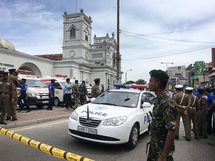 Μακελειό στη Σρι Λάνκα: Και όγδοη έκρηξη στο Κολόμπο